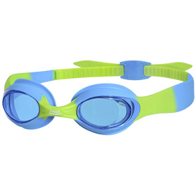 Zoggs Little Twist Brille Kinder blue/green/tint